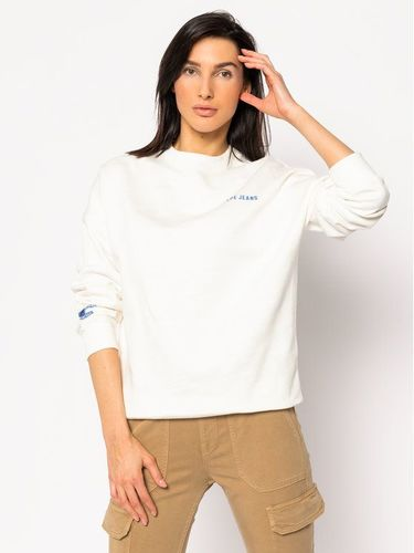 Pepe Jeans Bluza Fergie PL580951 Beżowy Regular Fit