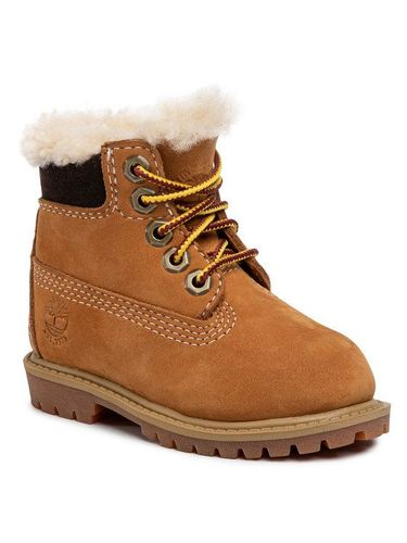 Timberland Trapery 6 In Prm Wp Shearling TB0A1BF52311 Brązowy