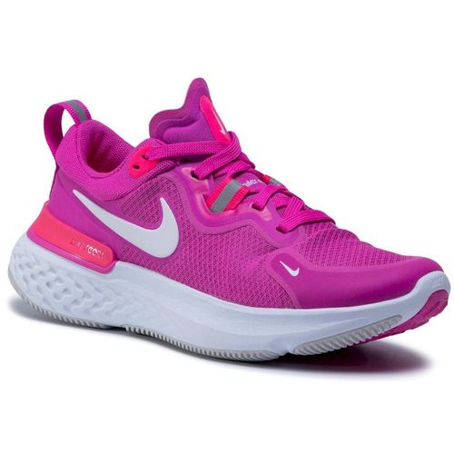 Buty NIKE - React Miler CW1778 601 Fire Pink/White/Team Orange