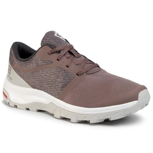 Buty SALOMON - Outbond W 407913 25 V0 Peppercom/Lunar Rock/White