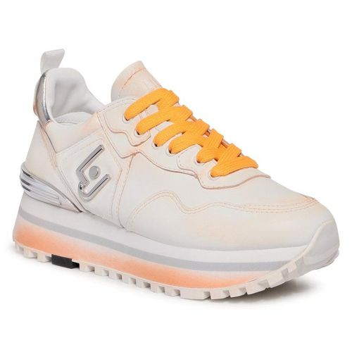 Sneakersy LIU JO - Wonder Maxi 01 BF0069 PX112 Orange 00550