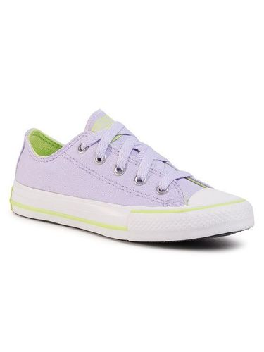 Converse Trampki Ctas Ox 667791C Fioletowy