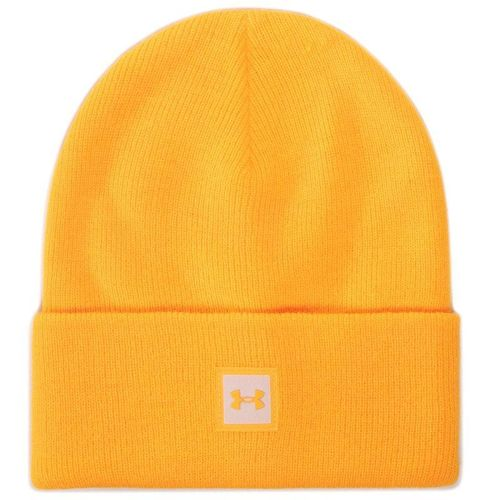 Czapka UNDER ARMOUR - Truckstop Beanie 1356707-880 Orange