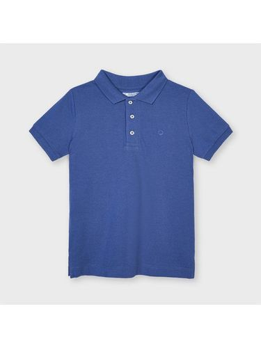 Mayoral Polo 150 Niebieski Regular Fit