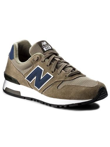 New Balance Sneakersy ML565SGN Zielony