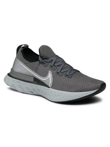 Nike Buty React Infinity Run Fk CD4371 015 Szary