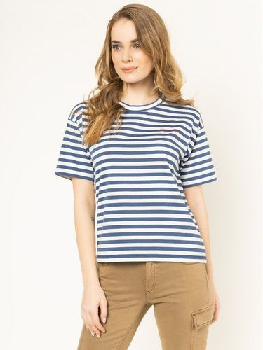 Pepe Jeans T-Shirt Claire PL504349 Kolorowy Regular Fit