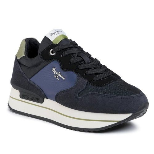 Sneakersy PEPE JEANS - Rusper Young20 PLS31069 Ink 591