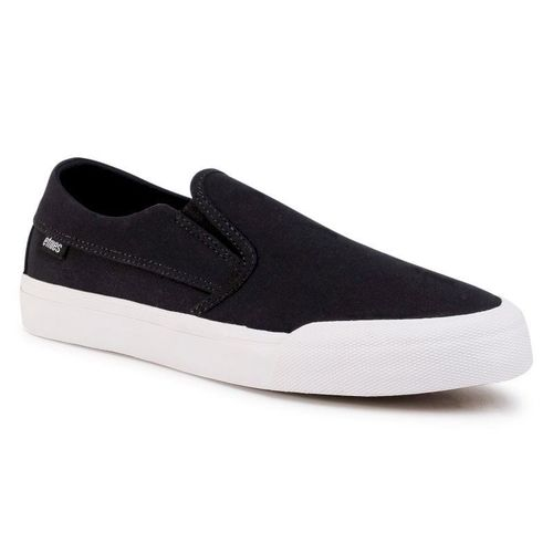 Tenisówki ETNIES - Langston 4101000511 Black/White/Gum 979