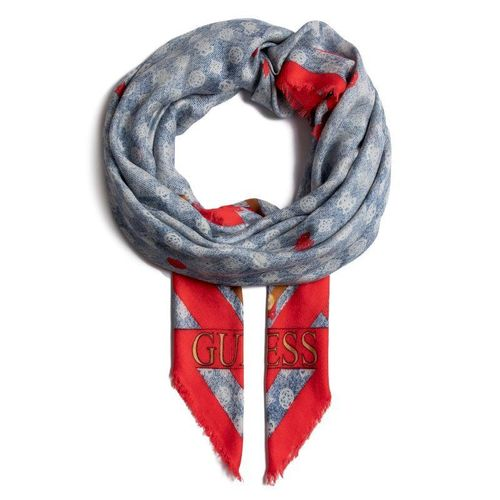 Chusta GUESS - Brightside (BY) Scarves AW8473 VIS03 DMU