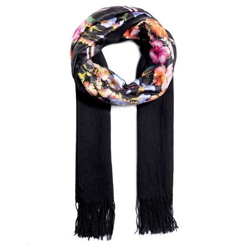 Szal GUESS - Not Coordinated Scarves AW8498 POL03 BLA