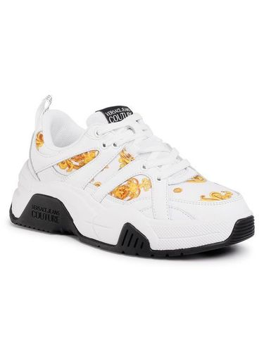 Versace Jeans Couture Sneakersy E0VVBSF5 Biały