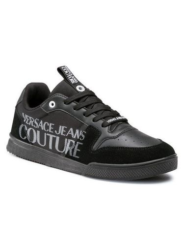 Versace Jeans Couture Sneakersy E0YZBSO1 Czarny